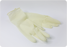 AIMIX Group Disposable Sterilized Rubber Surgical Gloves