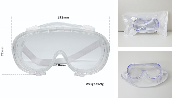 AIMIX Group Medical Safety Goggles
