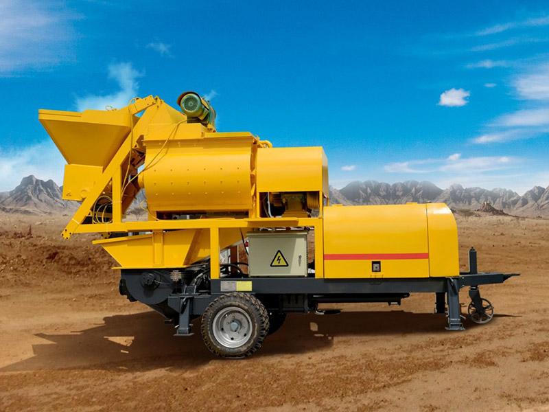 ABJS40C Compulsory Concrete Pump