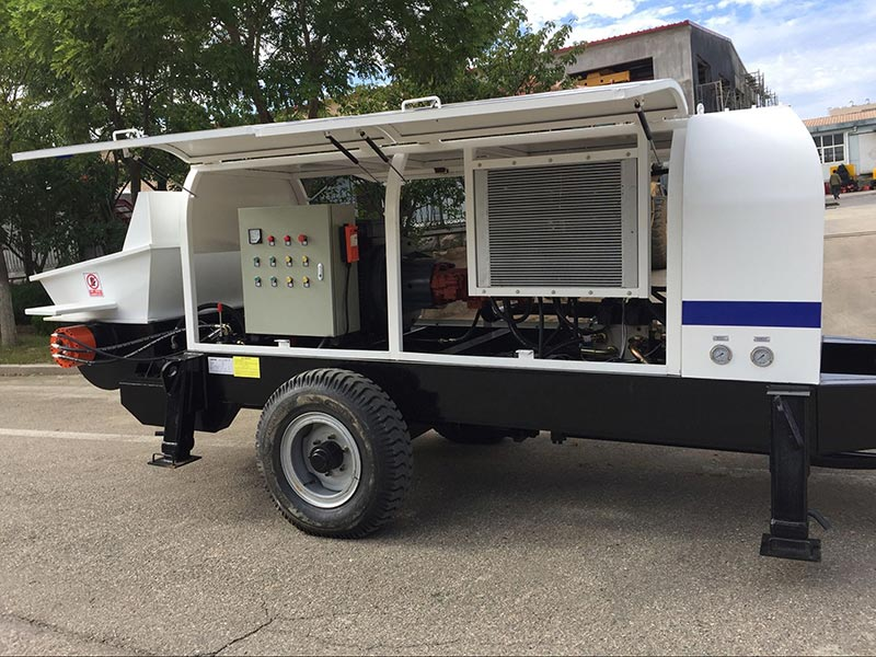 ABT60D electric trailer type