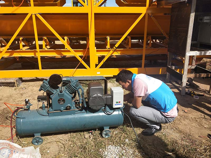 Debug ABJZ40C Concrete Pump in Philippines