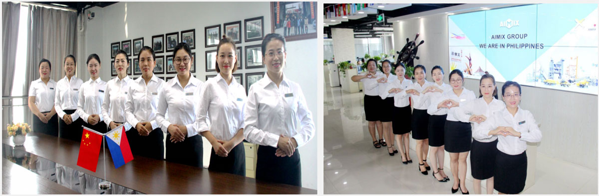 Philippines salesman team
