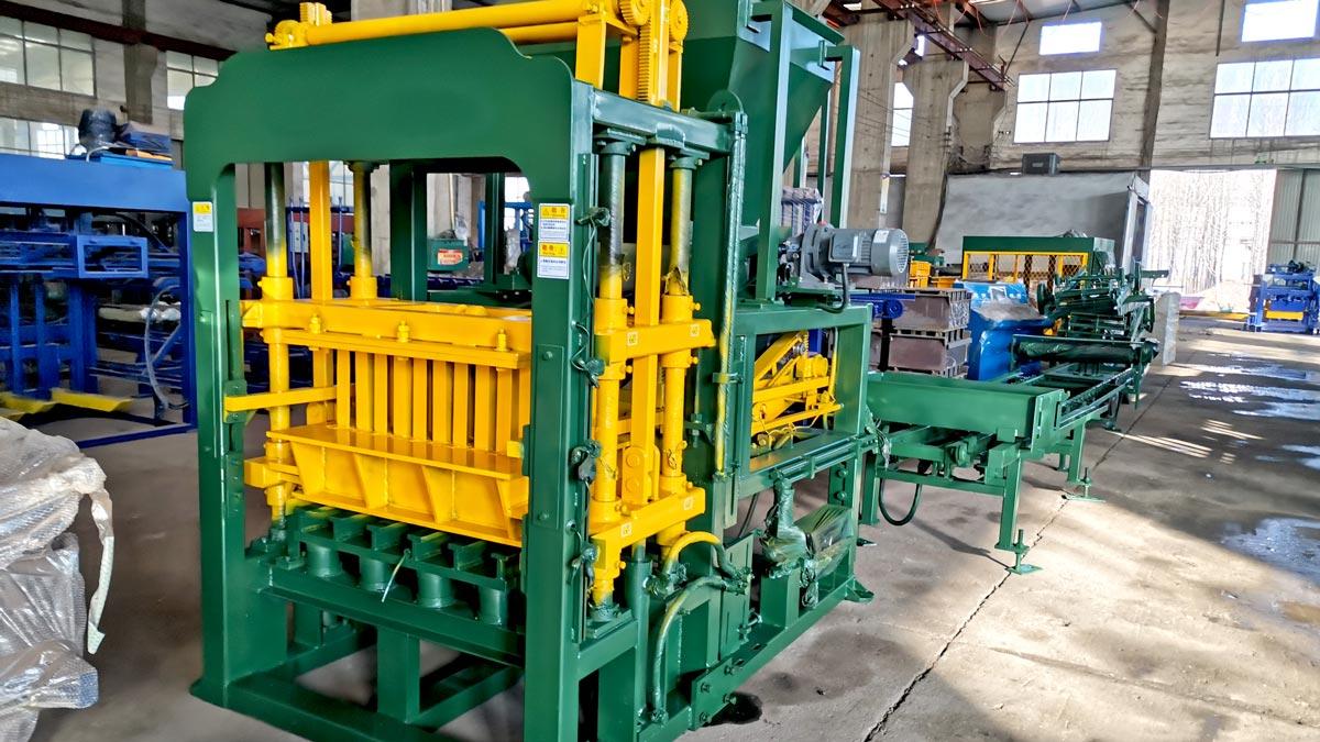 ABM-4S CHB making machine to Philippines