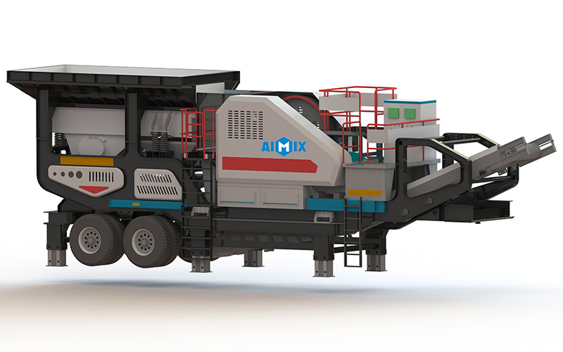VPE series mobile jaw crusher