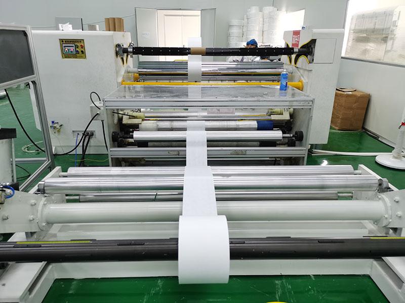 DBH-1600 meltblown nonwoven fabric making machine