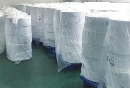 Melt blown fabric production line-2