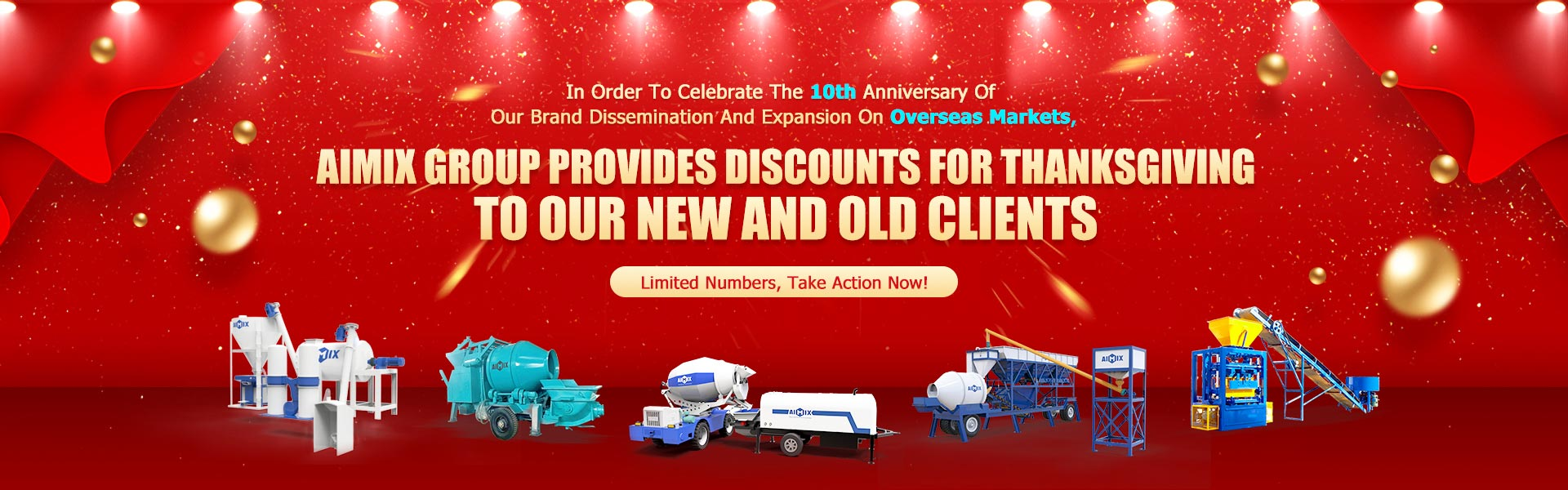 Year End Promotion all products